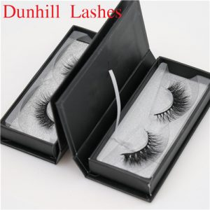 mink eyelashes with own brand lashes package