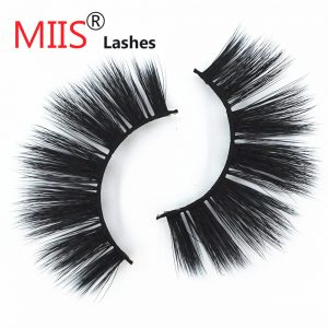 Wholesale best siberian 3d mink lashes  With Customized Packaging