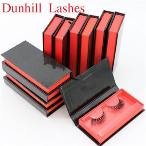 most popular china 3d silk eyelashes  with customized package