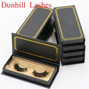 Fashionable short silk false eyelashes