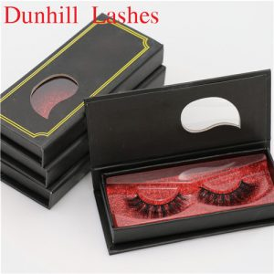 Custom Mink Lashes Packaging