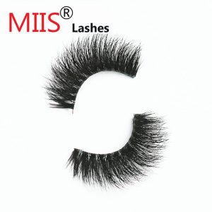 High quality mink eyelashes private label factory with package
