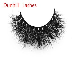 Dunhill lashes best siberian 3d mink lashes
