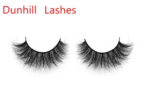 hot fashionable colored false eyelash