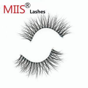 Hot sell and quick delivery mink lashes private label eyelash factory
