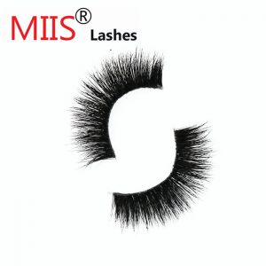 Luxury high quality mink eyelash private label factory