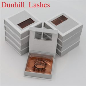 Wholesale Customized Packaging 3D Mink Eyelashes