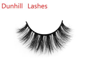 Wholesale Black Band 3D Mink Fur Eyelashes DL3D25
