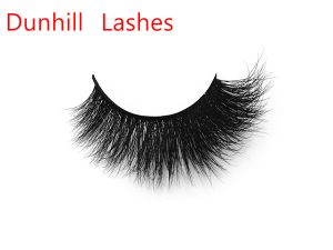 Customized 3D Mink Fur Lashes DL3D03