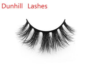 Cruelty Free Sable Fur Eyelashes Private Label DL3D19