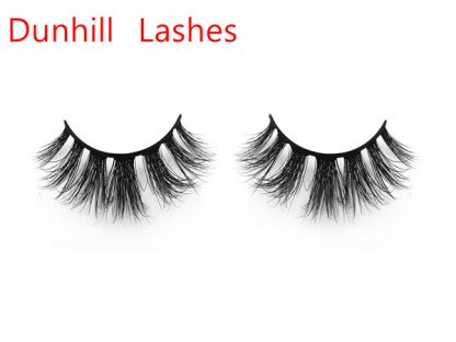 Mink Fur False Eyelashes Factory DL3D19