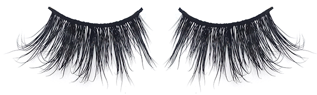 The 3d silk lashes
