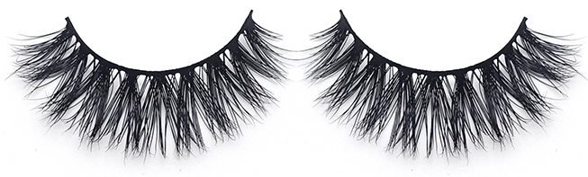 The faux mink lashes