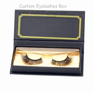 Custom Eyelash Boxes