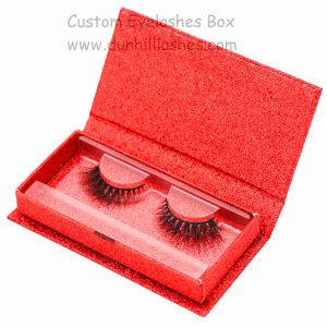 Custom Eyelashes Packing Boxes