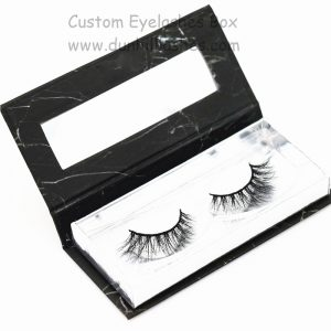 Customized Silk Eyelashes Boxes