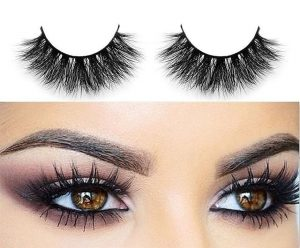 Wear Mink Lashes Disply 01