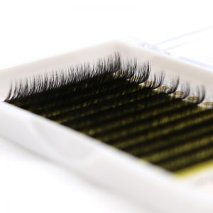 C curl lashes extension