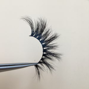 25MM mink strip lashes DH004