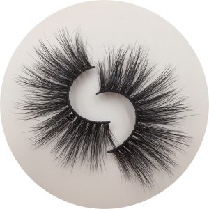25mm mink lashes DL09