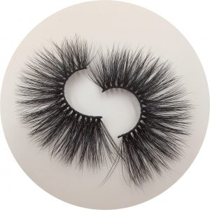 25mm mink lashes DL06