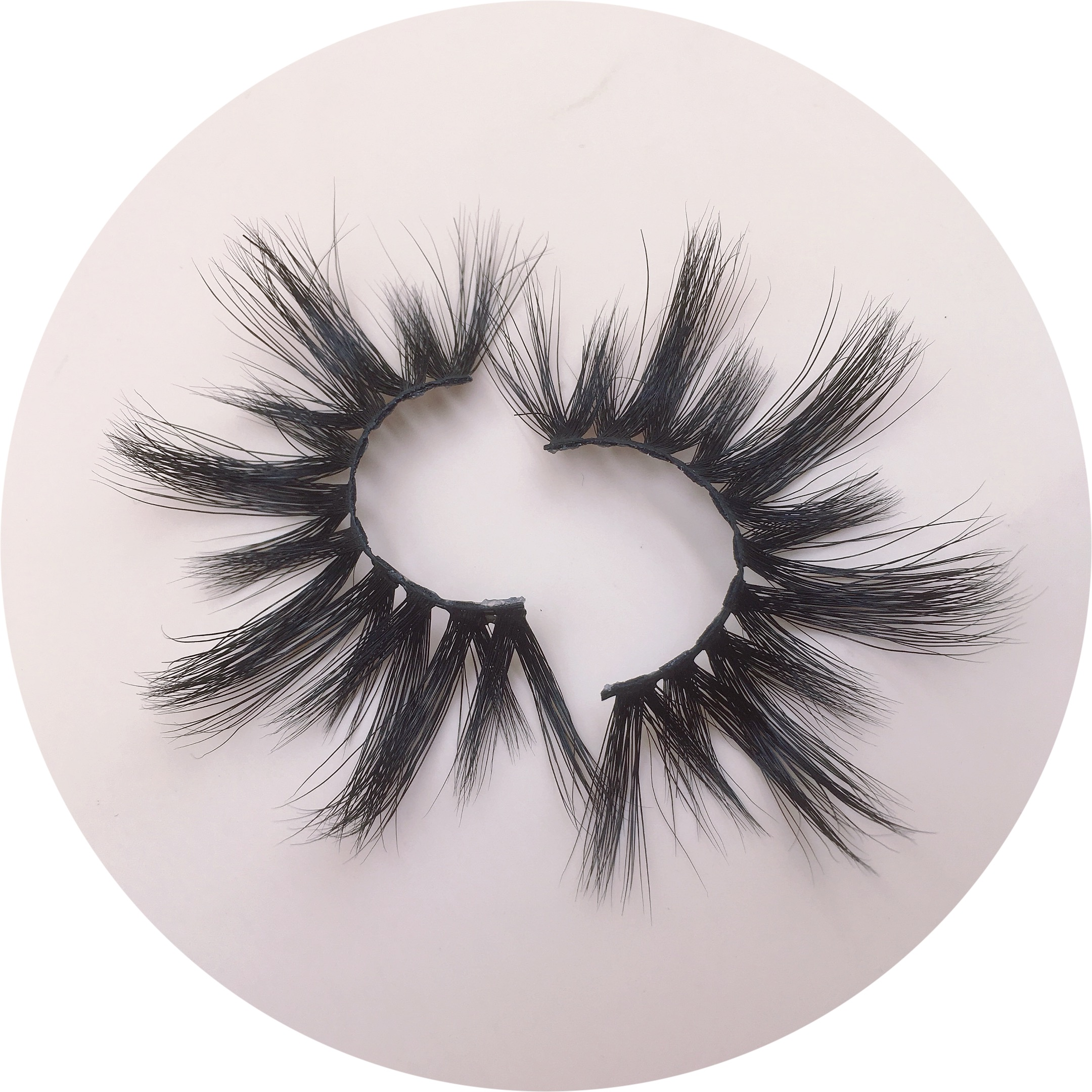 CC curl 6-18mm mink individual lash extensions with ...
