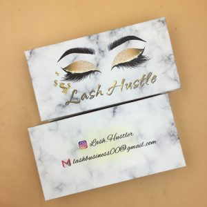 eyelash packaging custom