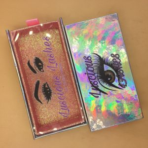 Luxury Eyelash Packaging