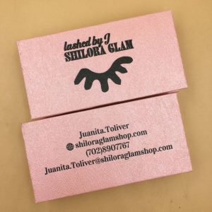 empty eyelash case wholesale