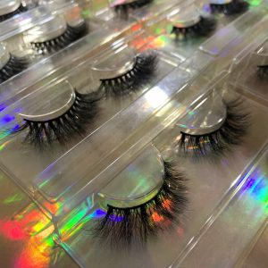 Great 3D EffectMessy Mink Lashes