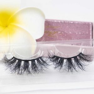 quality of the lashes.