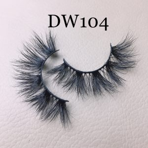 16MM latest mink eyelashes