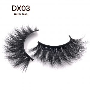 20MM Best Selling Mink Eyelashes DX03
