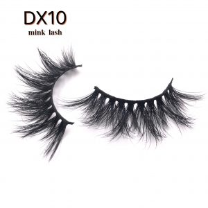 20mm best selling mink eyelashes DX10