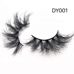 The latest 25MM mink eyelashes best-selling style DY001