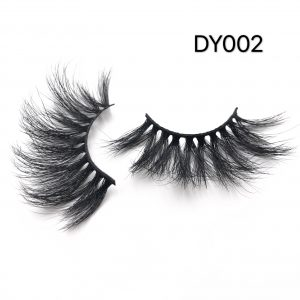 The latest 25MM mink eyelashes best-selling style DY002