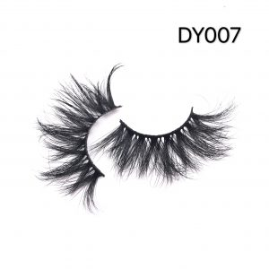 The latest 25MM mink eyelashes best-selling style DY007