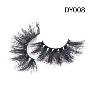 The latest 25MM mink eyelashes best-selling style DY008