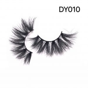 The latest 25MM mink eyelashes best-selling style DY010