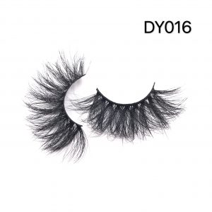 The latest 25MM mink eyelashes best-selling style DY016