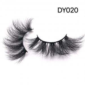 The latest 25MM mink eyelashes best-selling style DY020