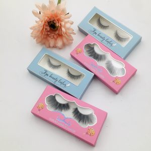 high-quality eyelash boxes