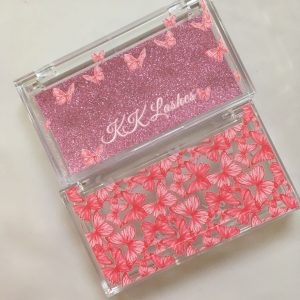 Eyelash Clear Cases Wholesale