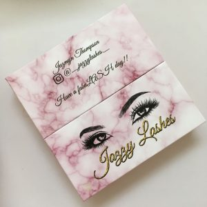 custom lash packaging boxes