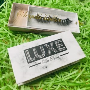 3d Mink Lashes Packaging